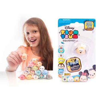 Disney Tsum Tsum Squishies Series 2 - 2pk ( was RRP $6.99 )