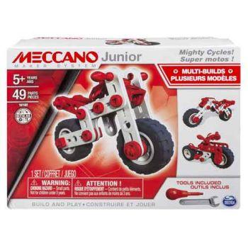Meccano Junior Motorcycle - 3 Model