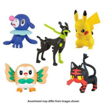 Pokemon Action Pose Figures assortment 1