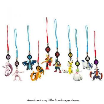 Pokemon 2 Figure Dangler assorted