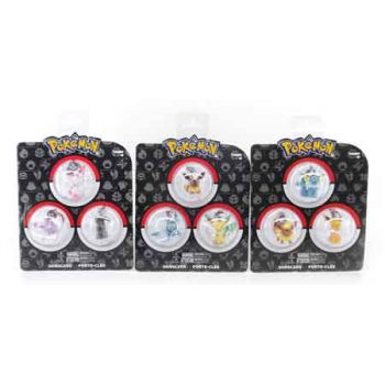 Pokemon Eevee 3 Figure Dangler assorted