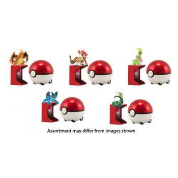 Pokemon Trainers Choice - Catch n Return Poke Ball assorted