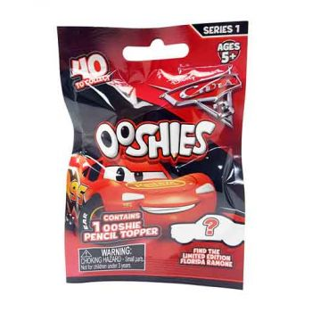 Ooshies Disney Cars 3 Blind Bag ( ONLY SOLD in display of 45 )