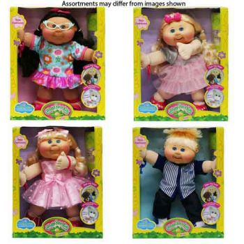 """Cabbage Patch 14"""" Kids assorted"""