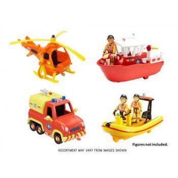Fireman Sam Vehicles & Accessories assorted