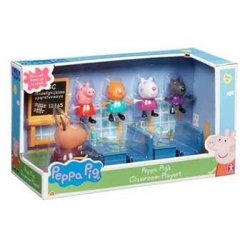 Peppa Pig Classroom Playset
