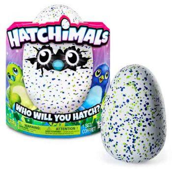 Hatchimals Draggles Green Egg V2