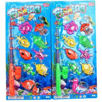 Fishing Game assorted