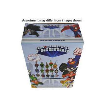 DC Super Friends Suprise Capsules Assorted ( ONLY SOLD sold in display of 50 )