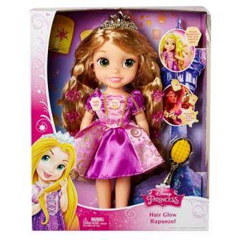 Disney Princess Magic Hair Glow Rapunzel