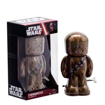 Star Wars Chewbacca Tin Wind-Up