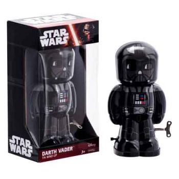 Star Wars Darth Vader Tin Wind-Up