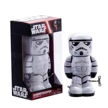 Star Wars Stormtrooper Tin Wind-Up