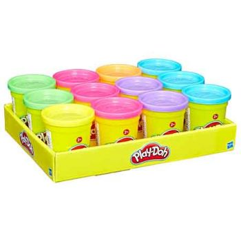 Play Doh Single Can assorted ( ONLY SOLD in display of 24)