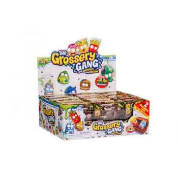 The Grossery Gang Series 1 Surprise Pack ( ONLY SOLD as a display of 30 )