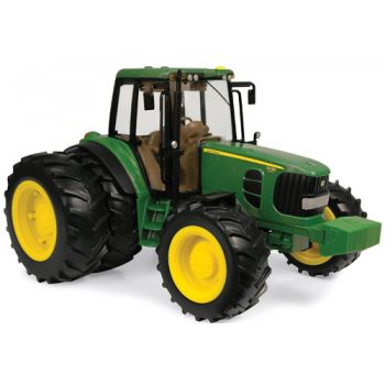 John Deere 7430 Tractor with Rear Dual Wheels