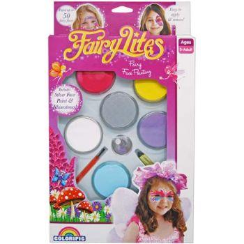 Face Paint Girls Deluxe Kit