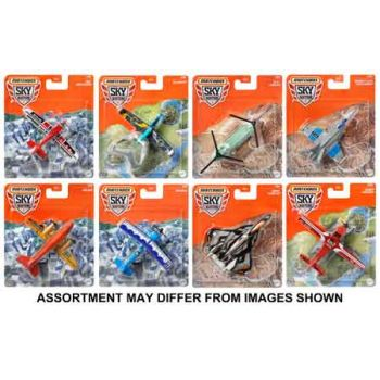 Matchbox Skybusters assorted ( ONLY SOLD in Carton of 10 )