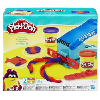 Play Doh Basic Fun Factory