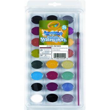 Crayola 24 Watercolors