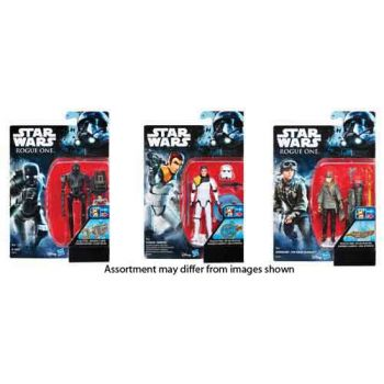 """""""Star Wars Rogue 1 3.75"""""""" Figure assorted ( was RRP $16.99 )"""""""