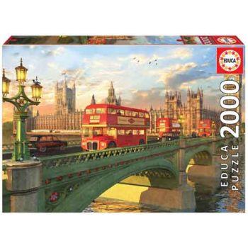 Educa 2000pce Puzzle - Westminster Bridge, London