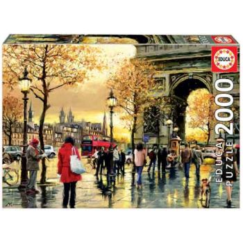 Educa 2000pce Puzzle - Arc De Triomphe