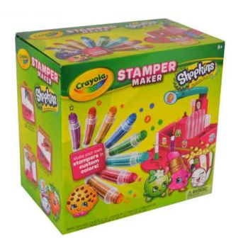 Crayola Shopkins Stamper Maker