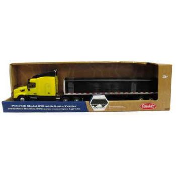 Piterbilt 1:32 579 Semi W/Grain Trailer
