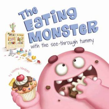 Children's Picture Book - The Eating Monster