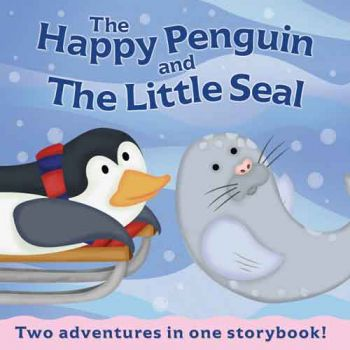 Children's Picture Book - The Happy Penguin and the Little Seal