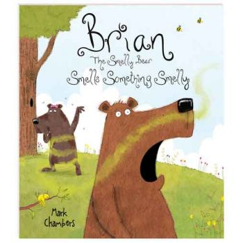 Children's Picture Book - Brian the Smelly Bear 2
