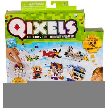 Qixels S3 Metallic Design Creator