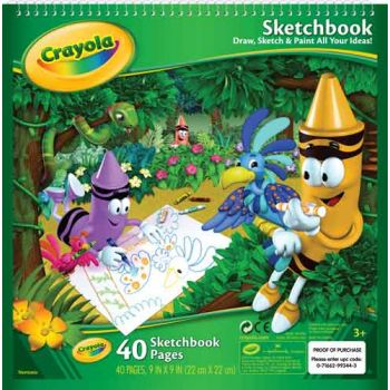 Crayola Sketchbook