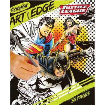 Crayola Books - Justice League