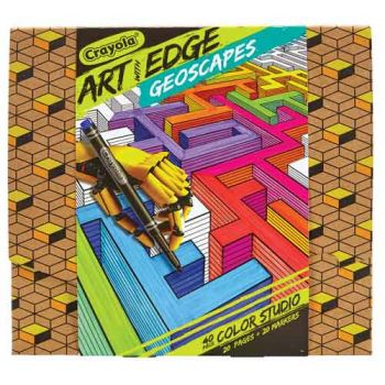 Crayola Kits - Geoscapes Kit
