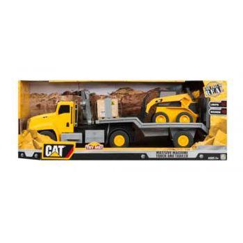 CAT Massive Machine Truck & Trailer