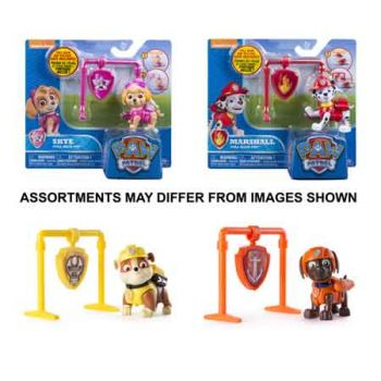 Paw Patrol Action Pack Pup And Badge Assorted