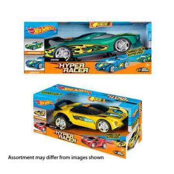 Hot Wheels Hyper Racer Light & Sound assorted