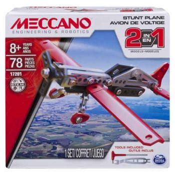 Meccano Multi-Model 2-in-1 Plane ( was RRP $24.99 )