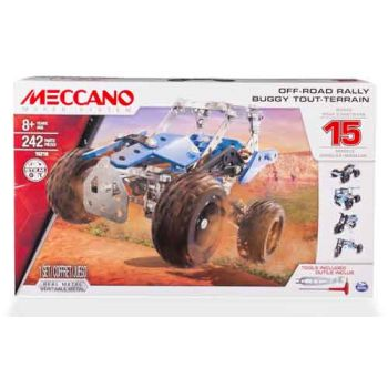 Meccano Multi-Model 15 Set - Side by Side ATV