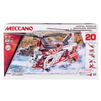 Meccano Multi-Model 20 Set - Helicopter
