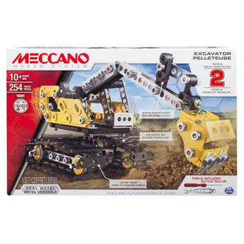 Meccano Engineering Excavator