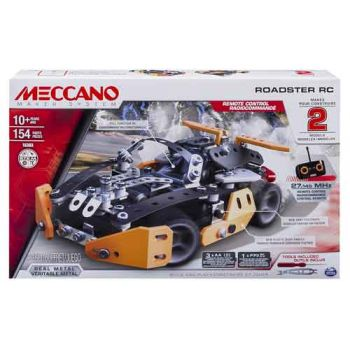 Meccano Engineering Sports Roadster RC