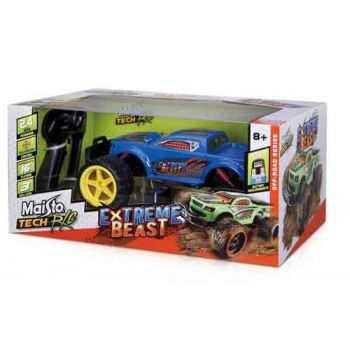 Maisto Radio Control 2.4GHz Extreme Beast (Batteries & Charger Included)