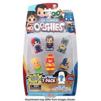 Ooshies DC Series 2 7pk assorted