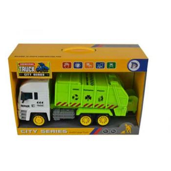 Garbage Truck with Lights & Sounds