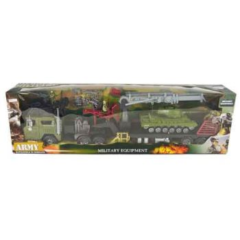 Military Playset Deluxe