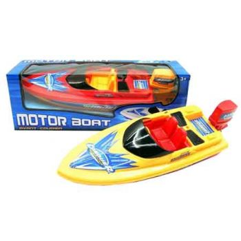 Battery Operated Motor Boat