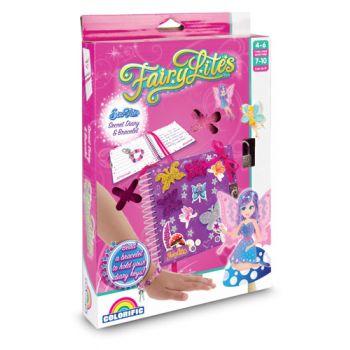 Fairylites Secret Diary & Bracelet